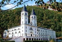 Kraljeva Sutjeska / Samostan i župa sv. Ivana