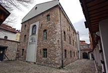 Sarajevo / Sinagoga-muzej jevreja