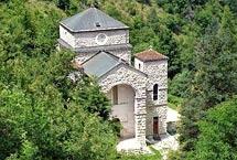 Crkva Gospe Olovske - Olovo