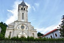 Konjic / Crkva sv. Ivana krstitelja