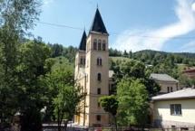 Visoko / Franjevački samostan Sv. Bonaventure