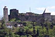 Maglajska tvrđava - Gradina