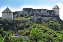 Tešanjska tvrđava - Gradina